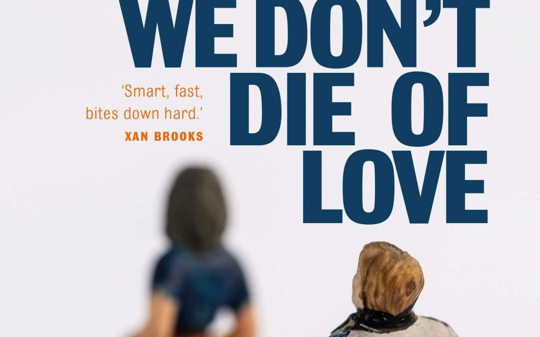 We Don't Die of Love by Stephen May