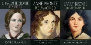 3 bronte book covers