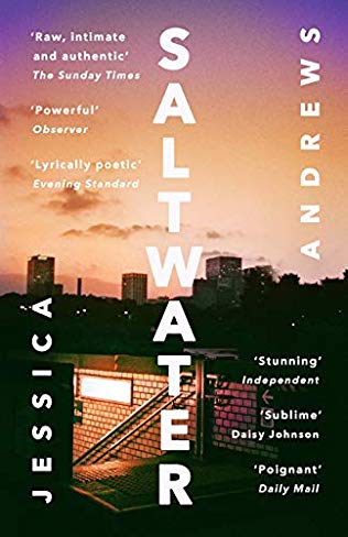 Saltwater by Jessica Andrews (Sceptre)