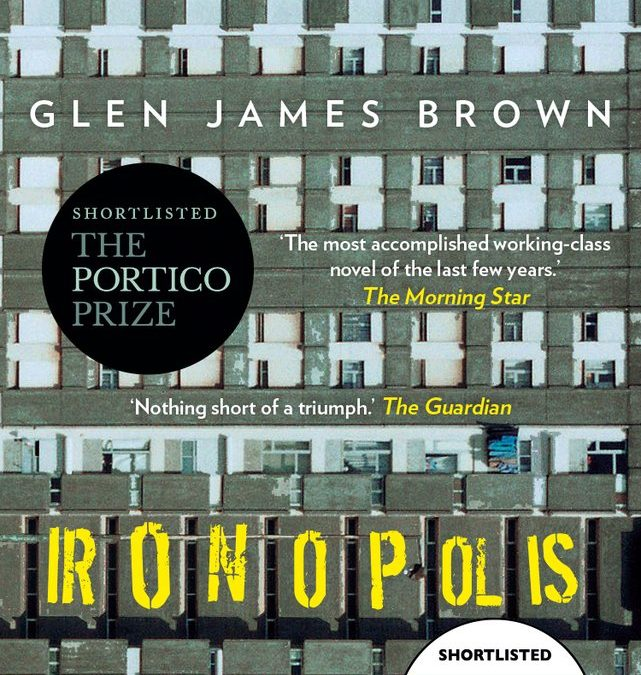 Ironopolis by Glen James Brown (Parthian)