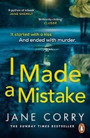 I made a mistake book cover