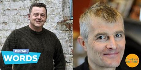 Photo of authors Matt and JAmes