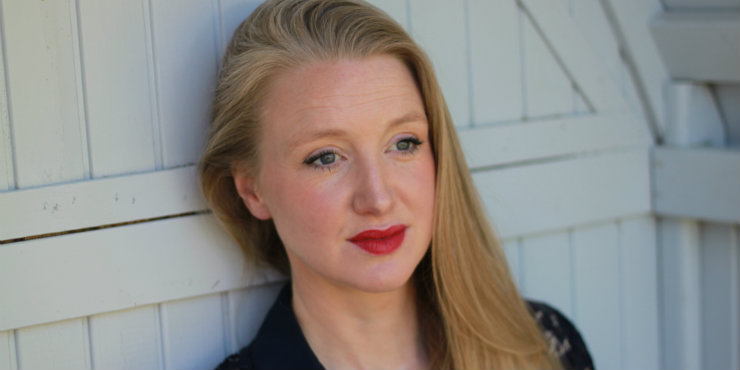 New Words Festival presents Rebecca Goss